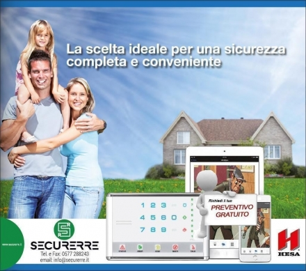 SPOT TV - Securerre